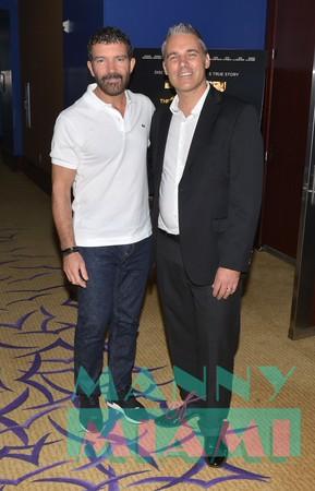 10-31-15-Antonio Banderas MIFF Meet-n-Greet brunch while promoting 33 at the Mandarin Oriental