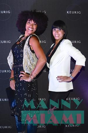 11-8-14--Keurig 2.0 Miami launch party with DJ Irie and Jamie Foxx