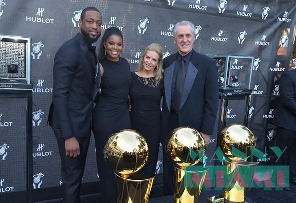 3-14-15--Miami Heat Black Tie on Ocean Drive Gala